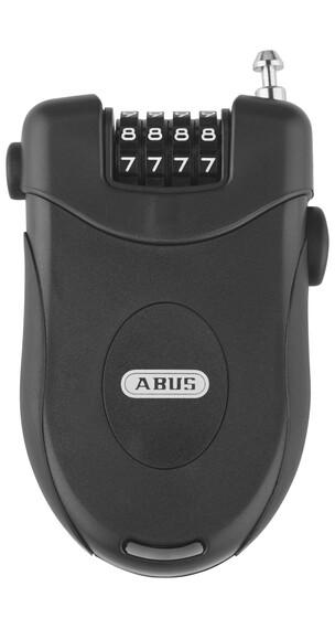 ABUS Combiflex 202 Roll-Kabelschloss schwarz